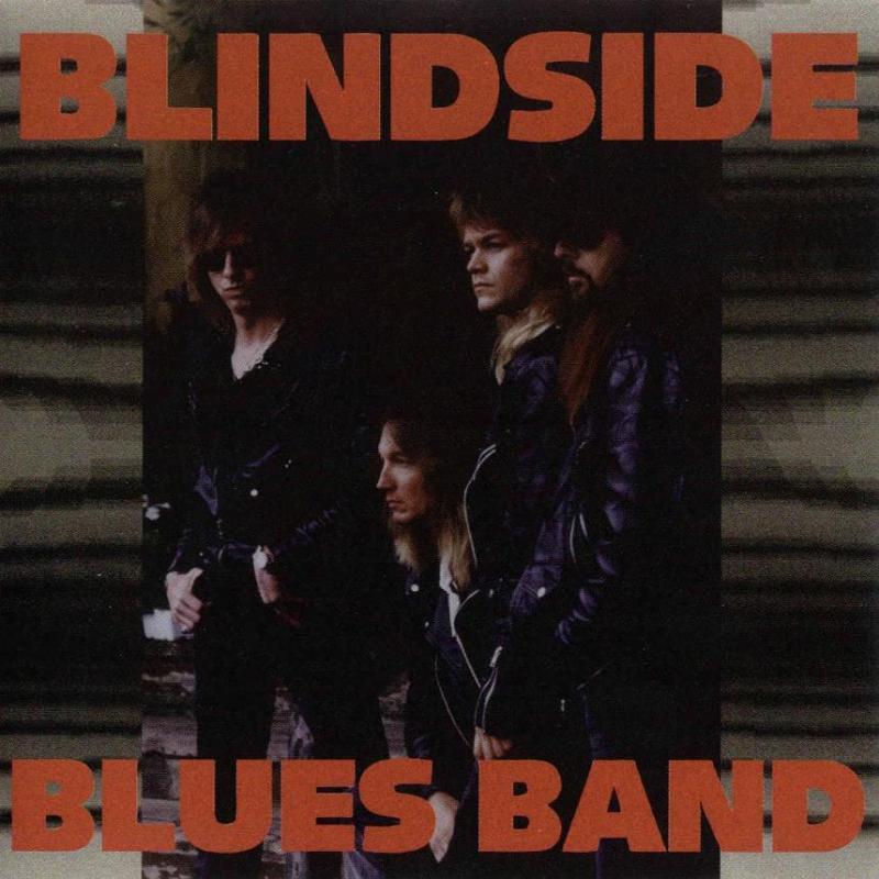 Resultado de imagen de Blindside Blues Band