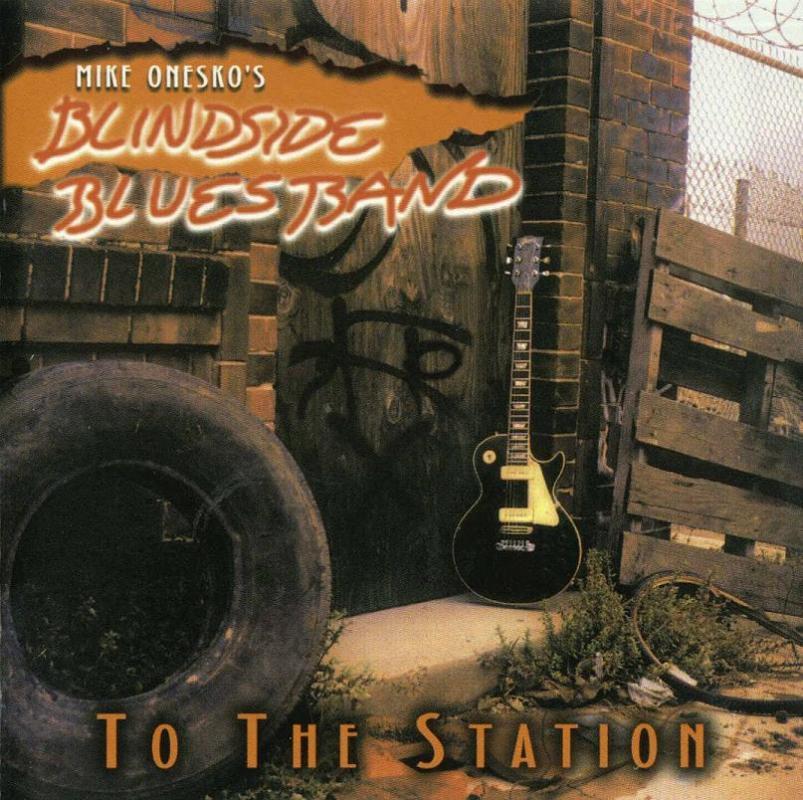 Blindside Blues Band   Shrapnel Label Group, Inc