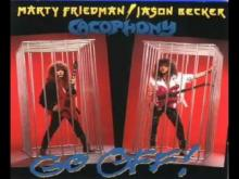 Cacophony - Black Cat