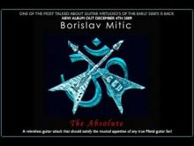 Borislav Mitic - The Absolute (New album Dec. 4th on Lion Music)